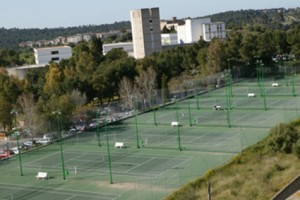 Pistas de Tenis7
