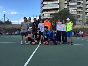 V Torneo Olímpicos -Tenis