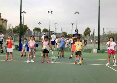 tenis junio