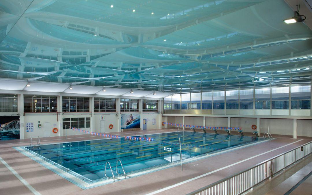 Imágenes de la piscina
